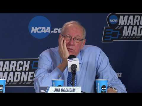 Press Conference | Syracuse vs. Arizona State | NCAA First Four