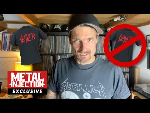 SPACE CHASER Show Off Super Rare Shirt Collection in 'Prized Possessions'   Metal Injection