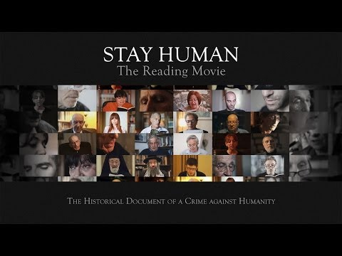 Stay Human | The Reading Movie - (Full HD)