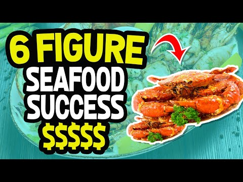 Food Vendor Builds Family Empire Selling Fried Seafood!
