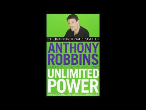 Book Unlimited Power Tony Robbins - Unlimited power by tony robbins book  review