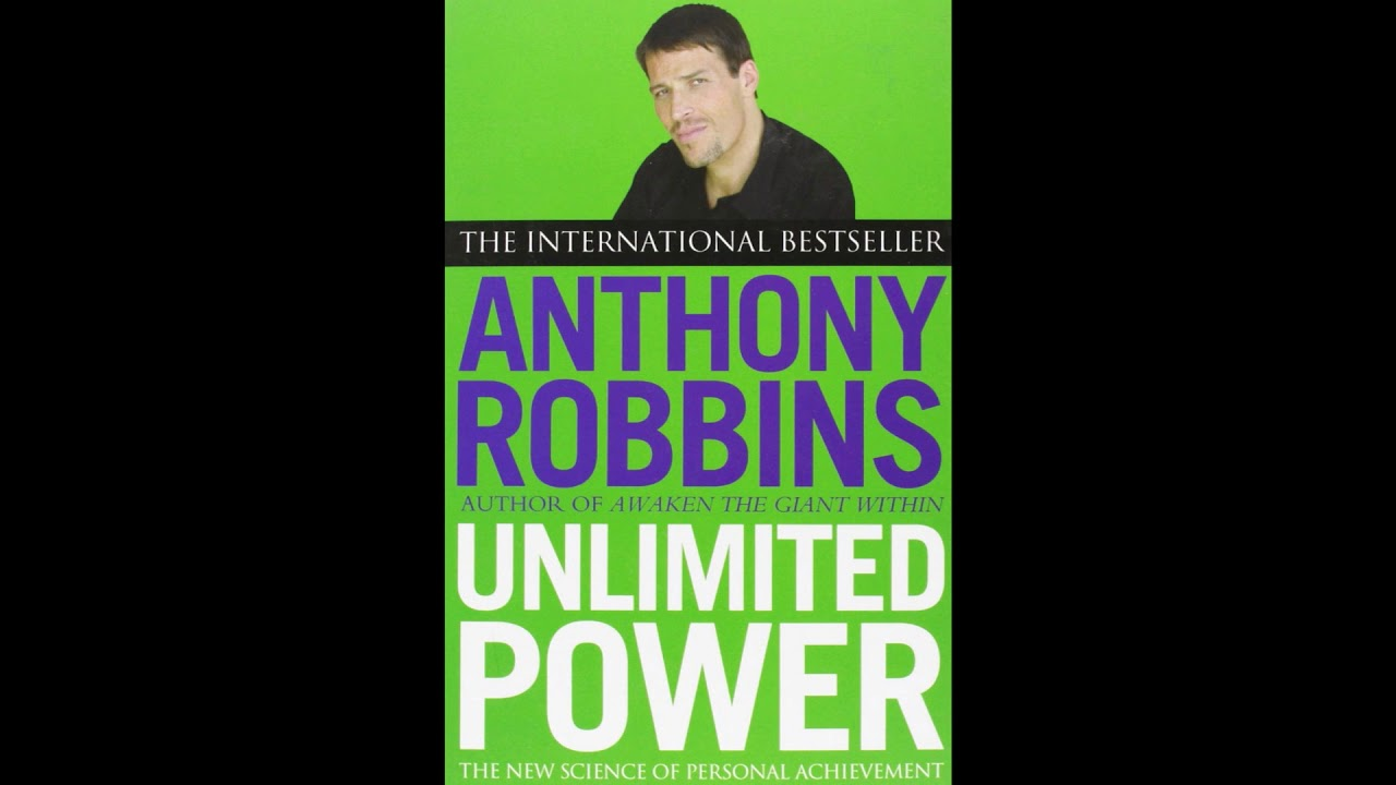 Unlimited Power Anthony Robbins Ebook