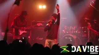 SIZZLA LIVE IN PARIS NEW NOVEMBER 2014