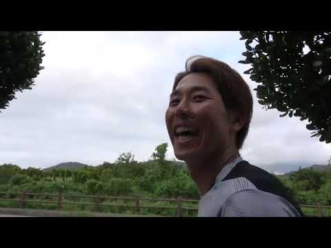 鈴木大地、球場から宿舎までのランニングにカメラが密着【広報カメラ】