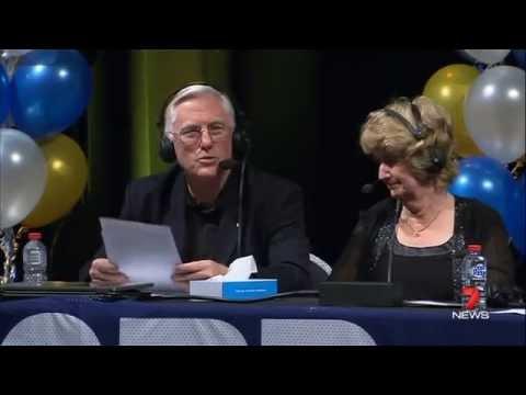 Graham Mabury - 882 6PR Last Show Ch 7 News report - June 5, 2014
