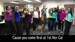 1st Nor Cal Credit Union Music Video