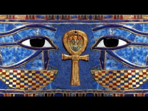 Ankh and Eye of Horus -DECODED using Double helix Energy Theory.
