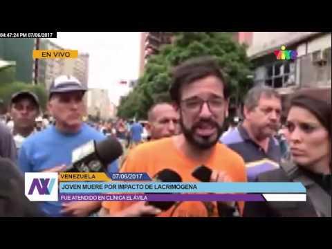 Esto dijo el diputado Miguel Pizarro sobre asesinato de joven menor de edad en protestas