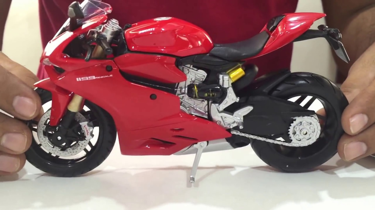 Ducati Monster Toy Model