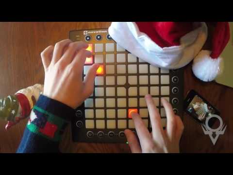 Carol of the Bells - Launchpad Piano cover | OmegaVibe