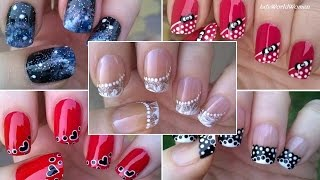 NAIL ART COMPILATION #2 / LifeWorldWomen