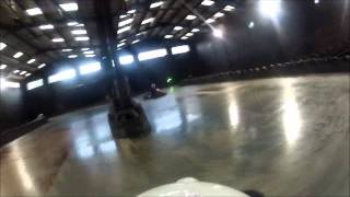 GoPro HD - Teamsport Brighton - Damian Hickman 05-08-2012