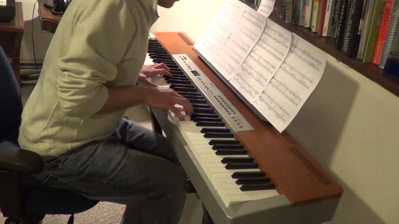 Where Are You Christmas for Piano Solo - YouTube