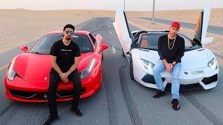 Ferrari ve Lamborghini Elektrikli Süper Otomobil Üretmek İstemiyor
