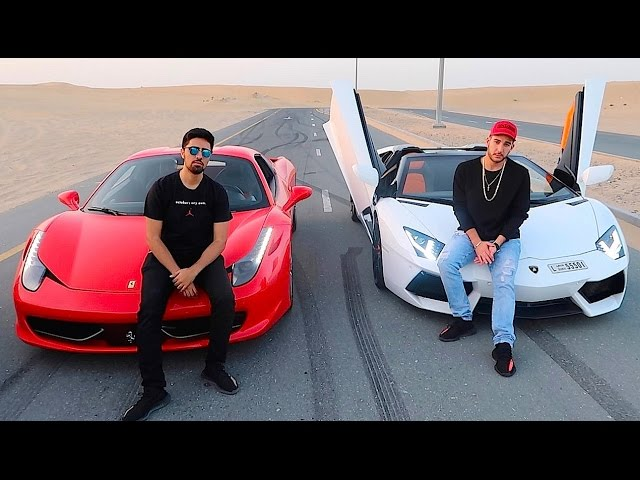 Lamborghini Vs Ferrari Youtube