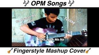 Sa Ngalan Ng Pag-ibig, Torete, Kahit Ayaw Mo Na (Fingerstyle Guitar) Mashup cover