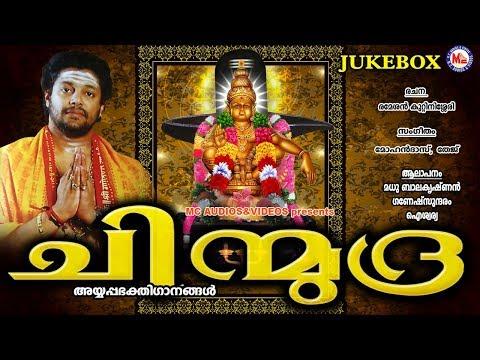 ചിന്മുദ്ര | Chin Mudra | Hindu Devotional Songs Malayalam | Ayyappa Songs Madhu Balakrishnan