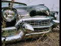 1950's Black Cadillac BARN FIND