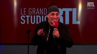 D'jal - Carte Vitale - Le Grand Studio RTL Humour