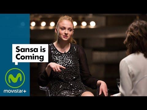 Sansa is Coming - Entrevista a Sophie Turner | Movistar+