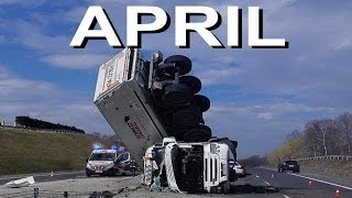 APRIL 2017 REVIEW - Car Crashes Compilation - NEW by CCC :)