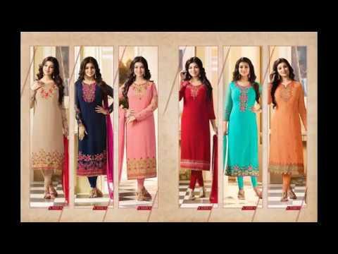 New Ayesha Takia Salwar kameez 2017 | Latest Salwar Kameez Collection | Indian Dress Material