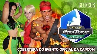 CAPCOM Pro Tour Latin Amarica 2016