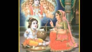 Krishna Bhajan - O Paalan Haare by Pundit Munelal Maharaj