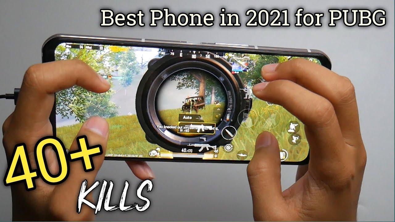Lenovo Legion Phone Duel 2 PUBG 5 Finger + Gyro Solo Vs Squad ( 2 Match 41 KIlls )
