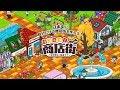 【新作】ハコハコ!商店街 面白い携帯スマホゲームアプリ