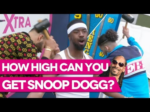 How High Can You Get Snoop Dogg?  Wireless 2019  Capital XTRA