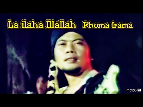 La Ilaha Illallah - Rhoma Irama - Original Video Clip of film