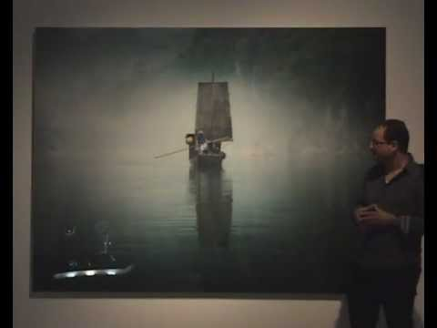 Isaac Julien, Yishan Island, Mist (Ten Thousand Waves), 2010