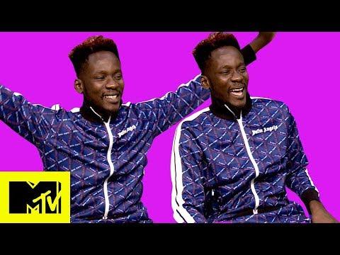 Mr Eazi Plays Slanguage! | MTV Music