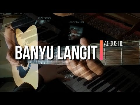 BANYU LANGIT - Via Vallen Acoustic (Guitar Instrumental) Cover by The Superheru
