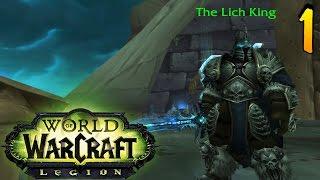 WoW: Прокачка Рыцаря Смерти #1 Первые Шаги Нечестивца