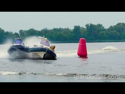 Grand Marine RIBs   Racing Kiev 2018