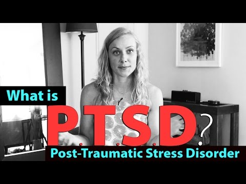 PTSD - Post-Traumatic Stress Disorder - Mental Health with Kati Morton