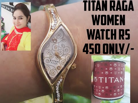 Titan  Raga Watch Unboxing Only Rs 450