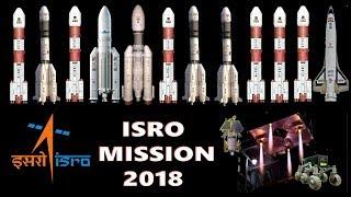 ISRO's Mega Plan For 2018 Revealed   12 Missions In 12 Months   GSLV   Ariane 5   PSLV