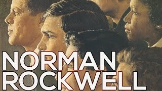 norman rockwell a collection of 337 paintings hd