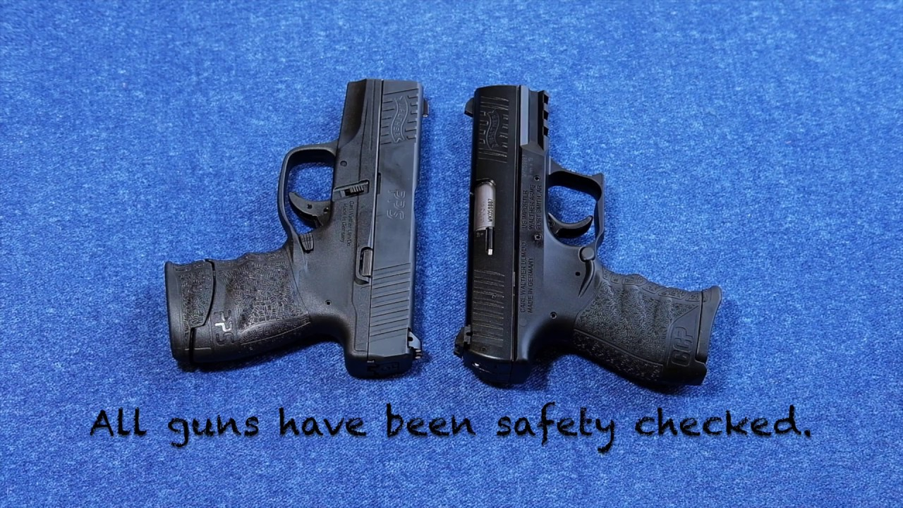walther pps m2 vs ccp comparison and review youtube