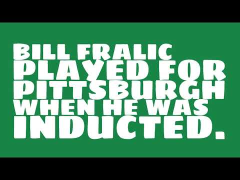 Who did Bill Fralic play for?