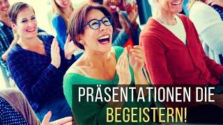 3 wichtige Tipps für eine gelungene Präsentation. So begeisterst Du Dein Publikum (1/2)