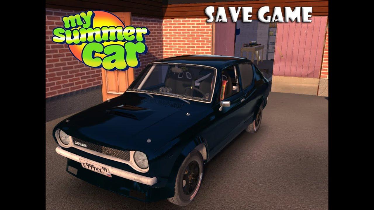How To Install Save Game In My Summer Car Satsumafull Tunningmoney