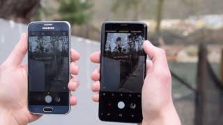 Samsung Galaxy S9 vs. Galaxy S6 Camera Comparison [4K]