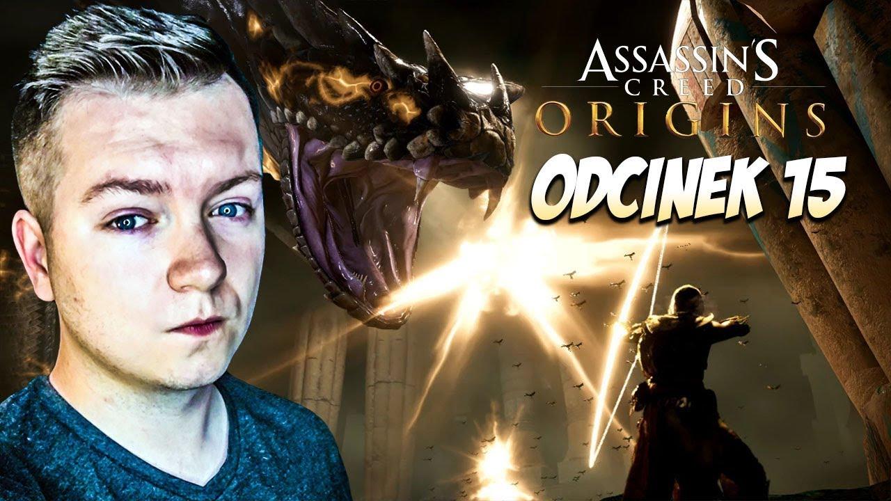 Assassin's Creed Origins PL #15 – EPICKA WALKA! | PC 1080p60fps | Vertez