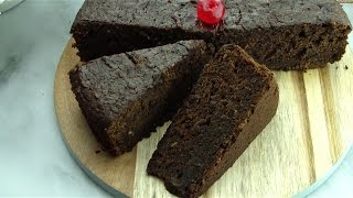 How to make Black Cake