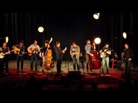 """The Travelin' McCourys & The Jeff Austin Band """"Friend of the Devil"""" (Grateful Dead cover) 3/16/18"""