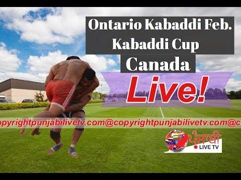 Ontario Kabaddi Fed.Kabaddi Cup